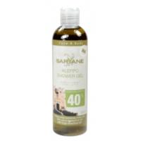 GEL DOUCHE D'ALEP, 250 ml, Saryane