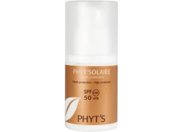 FLUIDE PROTECTEUR SPF 50, Phyt's Solaire, BIO