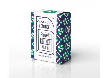 """SAVON de Montreuil """" Milori """" pour HOMME - BIO"""