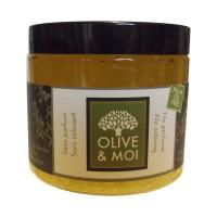 SAVON DU HAMMAM Nature Olive & Moi, 200 grs